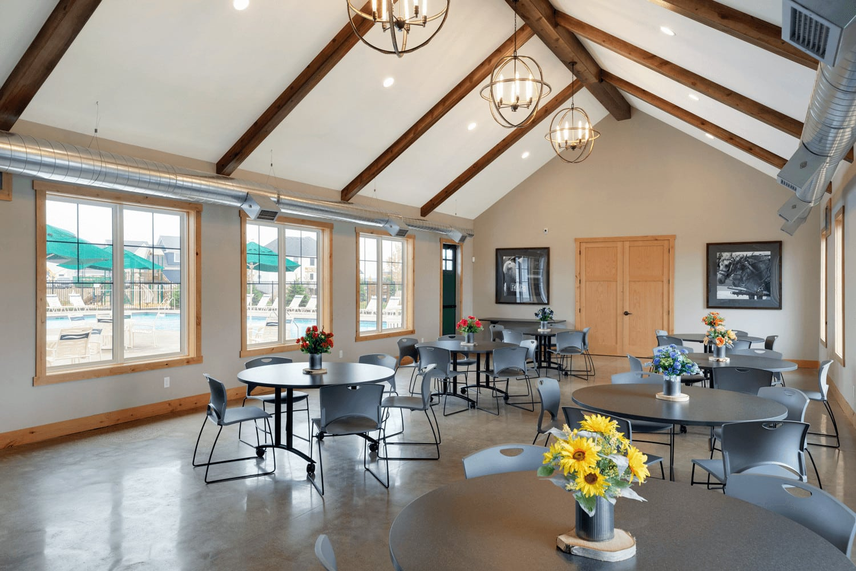 Spirit Of Brandtjen Farm – The Granary Community Room